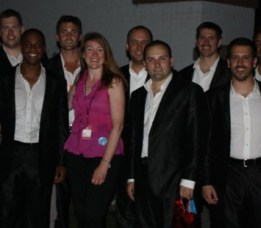 Developing a year-long marketing campaign focused on Straight No Chaser's concert at Gettysburg Festival