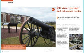 US Army Heritage and Ed Center