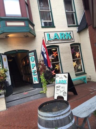 Lark - located on Lincoln Square, Gettysburg