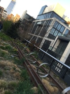City, art and nature merge: NYC's Highline