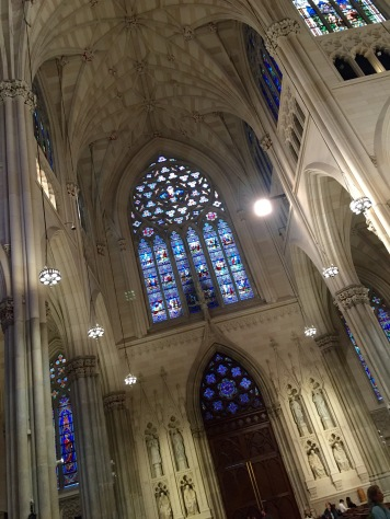 Enriching experience: St. Patrick's Cathedral