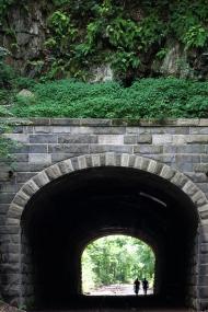 Courtesy York County Convention & Visitor Bureau - Howard Tunnel - Rail Trail