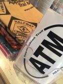 A.T. Museum merchandise