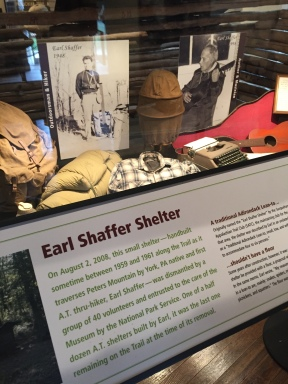 Honoring trailblazer Earl Shaffer