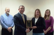 Adams County Habitat for Humanity Award for 3 years of volunteer work as PR Chair