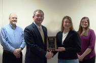 Adams County Habitat for Humanity Award for 3 years of volunteer work as PR Chair