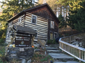 On the Foothills Artists' Tour: Hobbit House Pottery