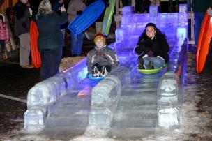 Photo Courtesy: Chambersburg IceFest
