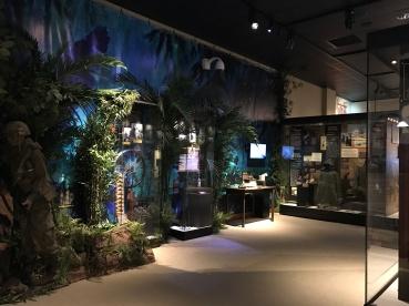 Vietnam exhibit, USAHEC