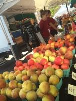 Beautiful produce from Hollabaugh Bros
