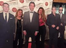 "Attending client Susquehanna Style magazine's Celebrate Women event with ""friends."""