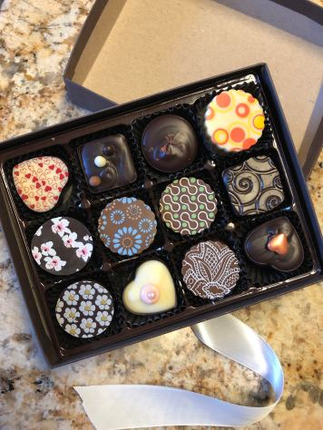 Cocoa Creeek Chocolates