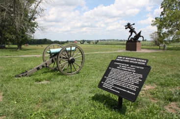 Gettysburg National Military Park, photographed for Celebrate Gettysburg magazine, Nov/Dec 2020